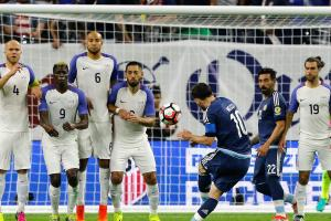 USA blanked in Copa semifinals by Messi, Argentina