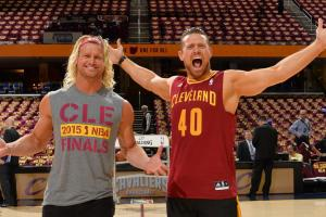 The Miz unleashes pent-up frustration after Cavs' title