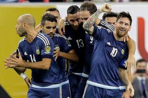 Copa America: Argentina feels pressure to win tournamen...
