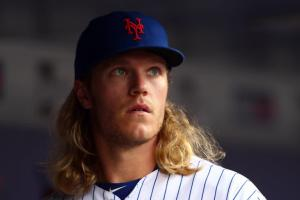 Noah Syndergaard has no structural damage in elbow