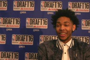 The most ridiculous questions asked to 2016 NBA Draft p...