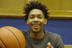 Lakers get their man by selecting Brandon Ingram with N...