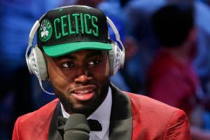 Celtics surprise by taking Cal guard Jaylen Brown