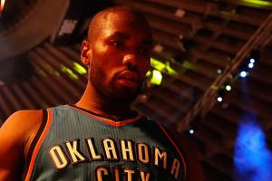 Report: Thunder trade Serge Ibaka to Magic