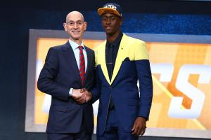 NBA rookies got style
