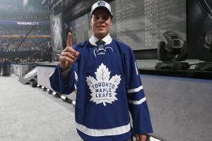 Maple Leafs select Auston Matthews with No. 1 pick