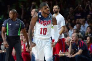 Report: Kyrie Irving will join Team USA for Rio Olympics