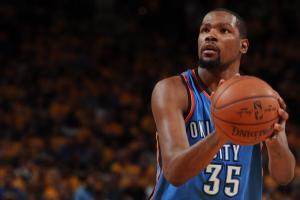 Kevin Durant won't meet with Wizards, Lakers