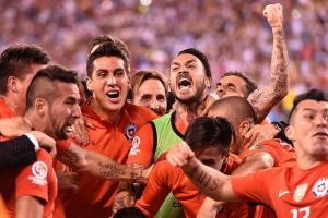Chile wins Copa America; deja vu for Messi, Argentina