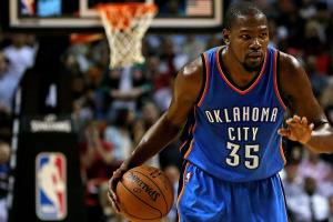 Report: Kevin Durant choosing between six teams