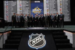 Hockey's growth in America made evident by NHL draft