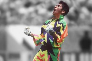 Jorge Campos brought unqiue flair to the soccer pitch