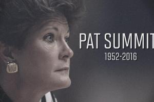 Paying tribute to Pat Summitt's legendary life, career