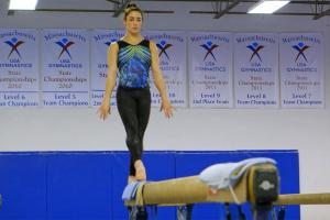 Aly Raisman describes the pressures of Olympic preparat...