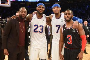 Will LeBron James's super team ever become a reality?