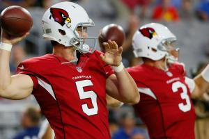 Cardinals are fine with Drew Stanton as Plan B at QB