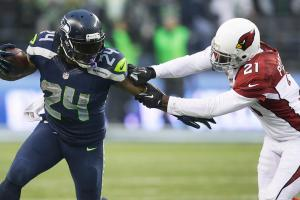 Patrick Peterson: I'm sad to see Marshawn Lynch retire