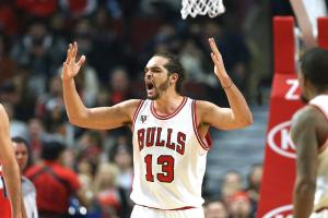 Report: Joakim Noah expected to sign with Knicks