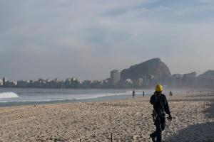Body parts discovered on Olympic beach in Rio