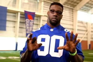 Jason Pierre-Paul releases PSA on firework safety