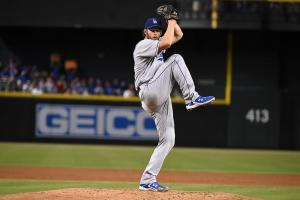 Kershaw headed to DL with back issues