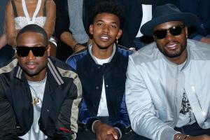Sports Style Swipe: Dwyane Wade, Nick Young and Serge I...