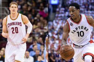 Mozgov, DeRozan, Whiteside lead NBA free agency deals