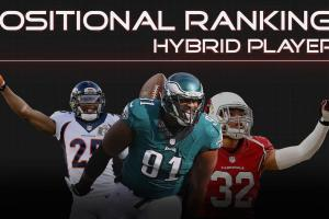 Ranking the best hybrid players in the NFL