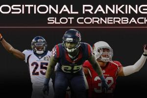 Ranking the NFL's best slot cornerbacks
