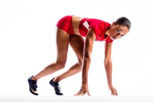 Allyson Felix on the long path to a short race