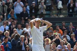 Who is Sam Querrey?