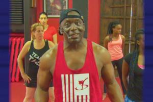 Tae Bo guru Billy Blanks still sweating it out