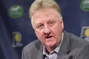 Larry Bird 'couldn't imagine' joining Magic Johnson in free agency