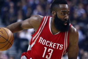 James Harden signs four-year, $118M extension with Rockets