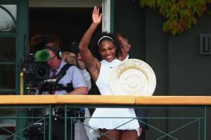 Serena Williams wins 7th Wimbledon title