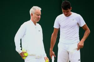 John McEnroe, conflict of interests in broadcasting