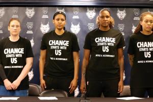 Lisa Leslie on WNBA's solidarity with Black Lives Matte...