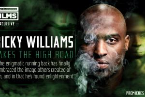 The High Road: How Ricky Williams Found Peace After NFL