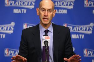 Adam Silver: Kevin Durant to Warriors not 'ideal' for NBA