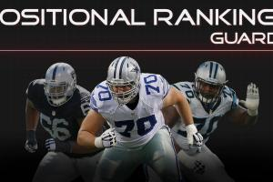 Ranking the NFL's best offensive guards