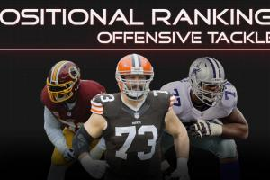 Ranking the best offensive tackles in the NFL