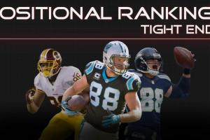Ranking the NFL's best tight ends