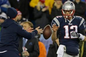 Tom Brady decides it's time to move on from Deflategate