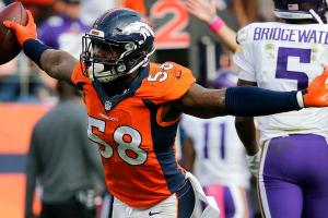 Von Miller gets what he wants from Broncos