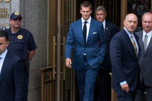 Tom Brady accepts four-game suspension for deflategate