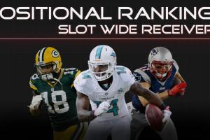 Ranking the NFL's best slot wide receivers
