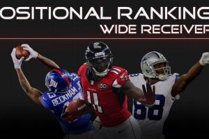 Ranking the NFL's best wide receivers