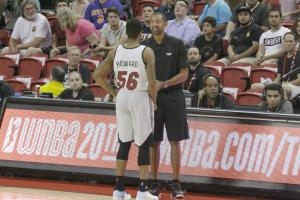 Juwan Howard, Juwan Jr. appreciate Summer League opport...