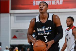 How Kris Dunn fell into the lap of the Timberwolves