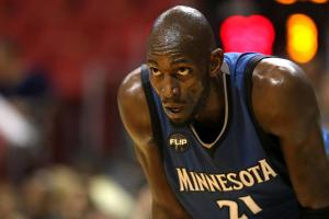 Timberwolves waiting for Kevin Garnett's decision